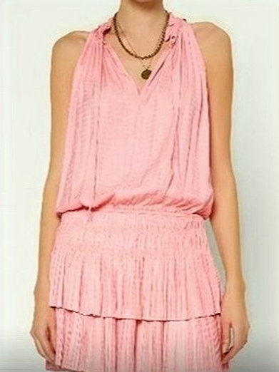 Think Pink Sleeveless Dress