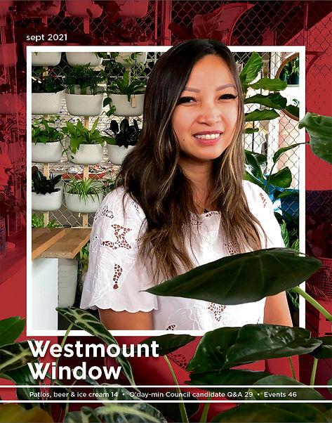 Cover image Westmount Window September 2021