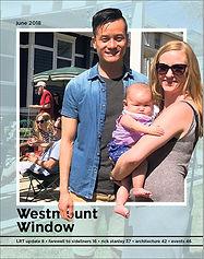Westmount Window magazine cover June 2018