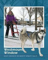 Westmount Window magazine cover March 2018