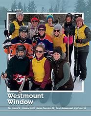 Westmount Window magazine cover March 2020