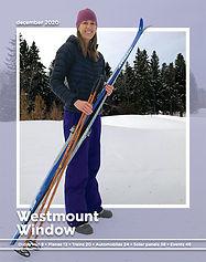 Westmount Window magazine cover December 2020
