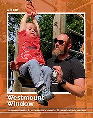 Westmount Window magazine cover September 2019