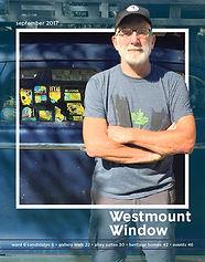 Westmount Window magazine cover September 2017