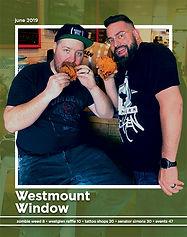 Westmount Window magazine cover June 2019