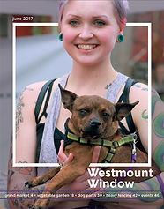 Westmount Window magazine cover June 2017
