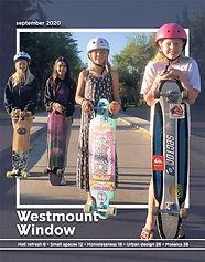 Westmount Window magazine cover September 2020