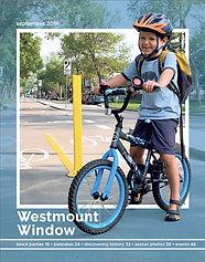 Westmount Window magazine cover September 2018