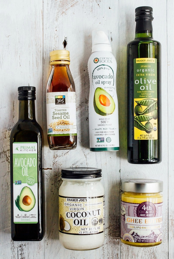 Quality Oils for Cooking