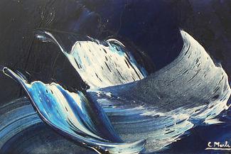 Coramenta, c'est aligner son corps, son âme (cœur) et son mental, ce qui donne coramenta. Peinture intuitive, mandala, EFT, Royan 17