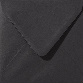 enveloppe de couleur noir