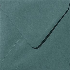 enveloppe de couleur vert fonce