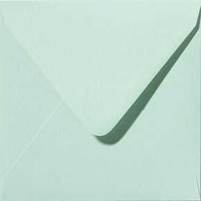 enveloppe de couleur vert clair
