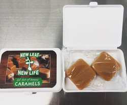 new leaf caramel