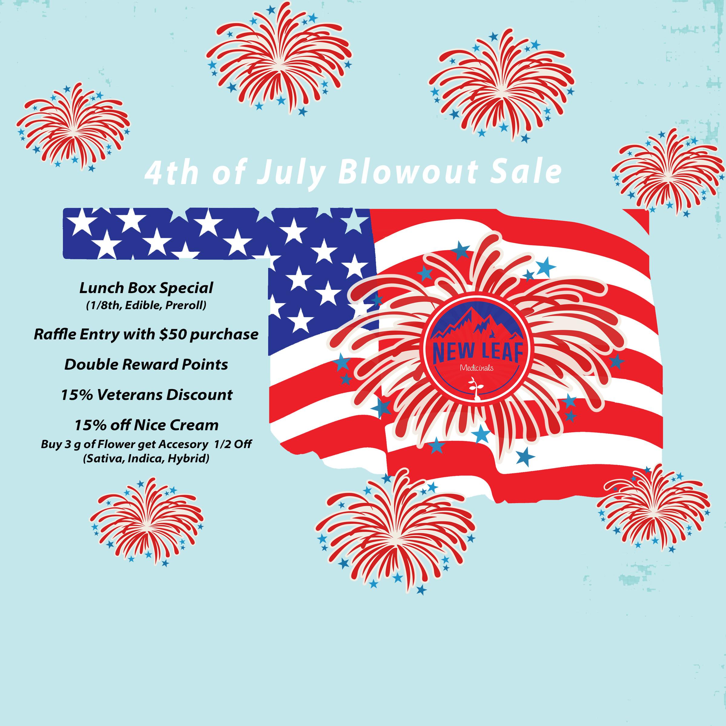 july sale