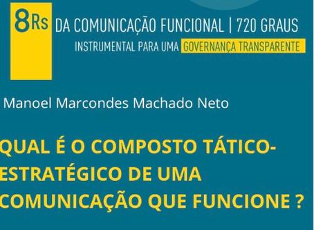 Marcondes Neto lança livro em formato digital