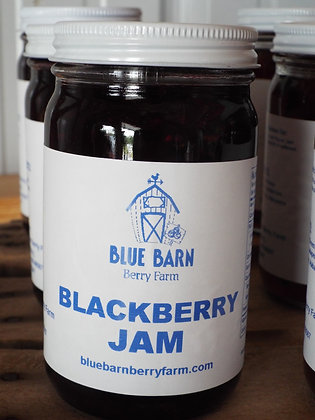 Blackberry Jam - 9 oz Jar