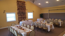 Standard Banquet with head table