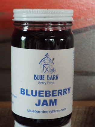 Blueberry Jam - 9 oz Jar