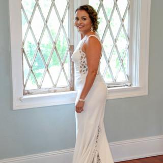 Annette's Wedding Day