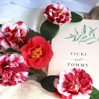 Vicki and Tommy