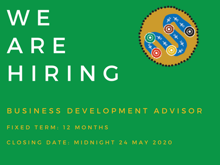 Business Development Advisor Wanted