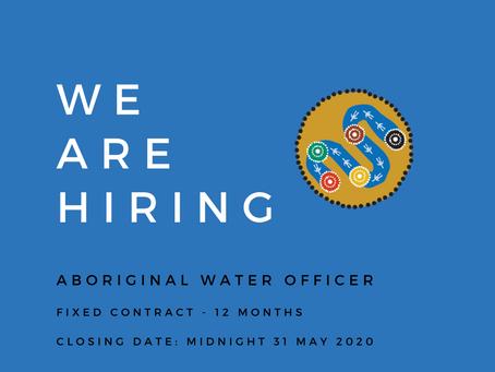 Barengi Gadjin Land Council Aboriginal Water Officer Wanted