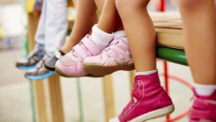 Μικρά μυστικά για την φροντίδα των παιδικών ποδιών