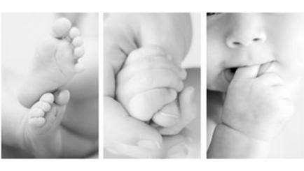 Ανάπτυξη του μωρού και τα ποδαράκια του