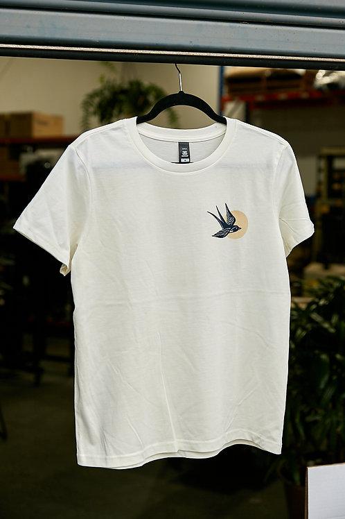 Women's T-Shirt, Natural
