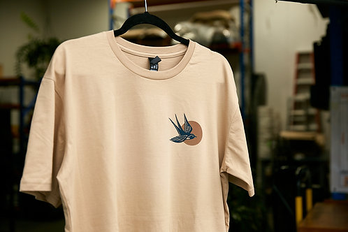 T-Shirt, Tan
