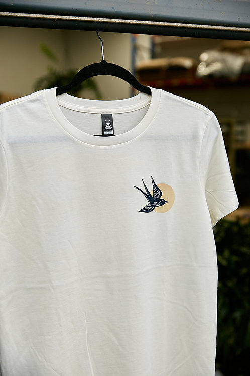 Men's T-Shirt, Natural