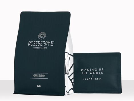 ROSEBERRY ST REBRAND