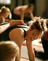 Hot Yoga Oudenaarde reduces stress