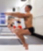 Hot Yoga Oudenaarde strenght flexibility