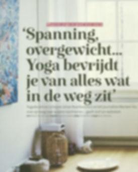 Hot Yoga Oudeaanrde yoga bevrijdt je van alles