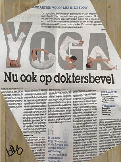 Hot Yoga Oudeaanrde Doktersbevel