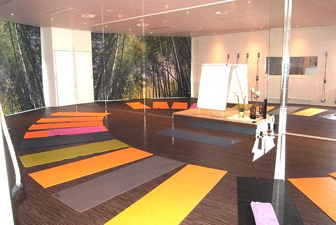 Hot Yoga Oudenaarde yoga room bikram yoga
