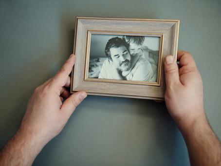 Obituarios: un homenaje a Papá