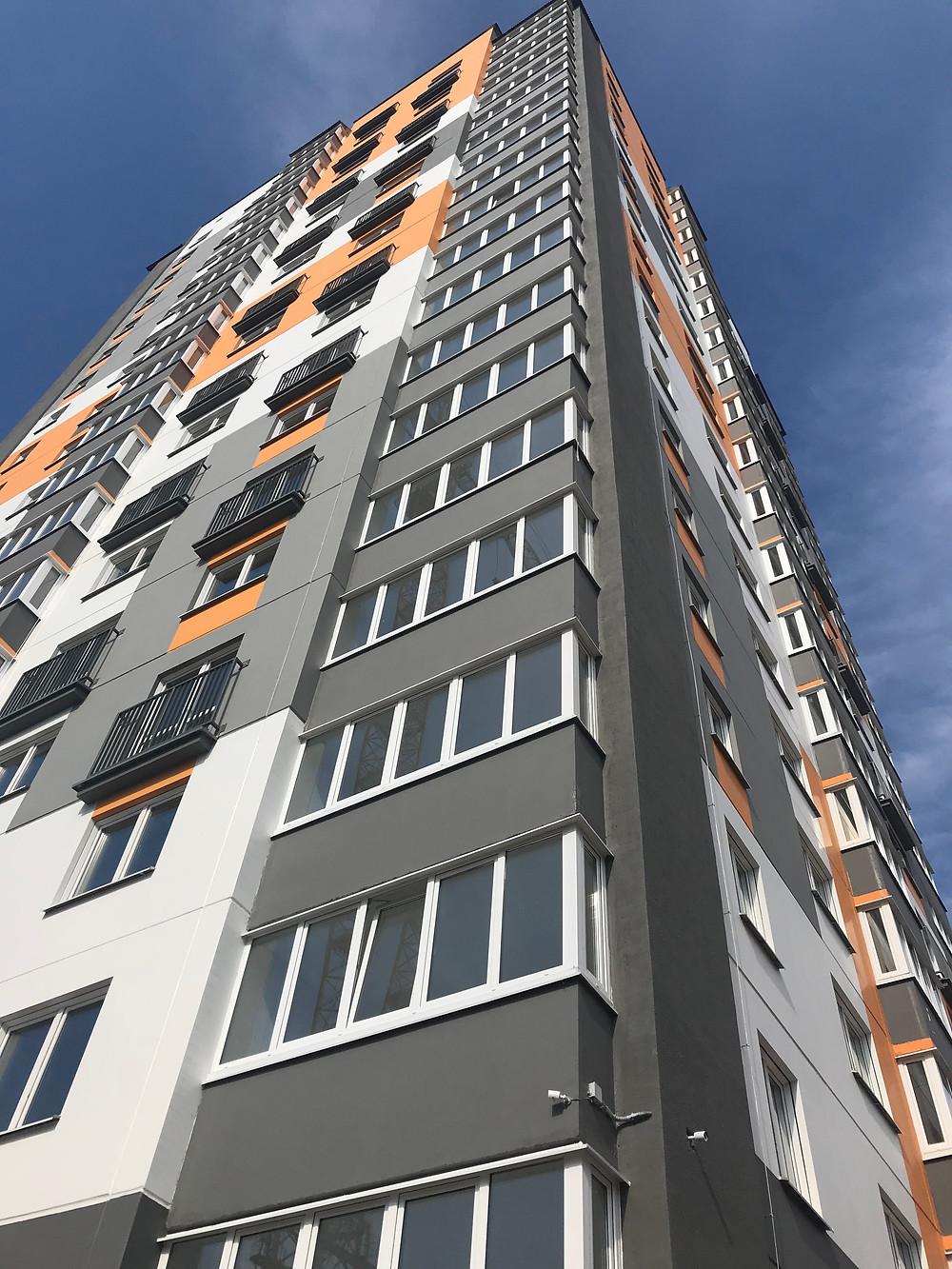 дом № 33 ЖК Уручский-2