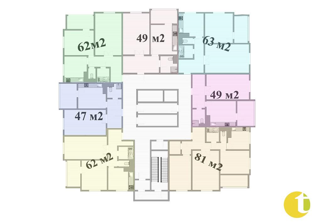 квартиры в новом доме жк уручский-2 от застройщика