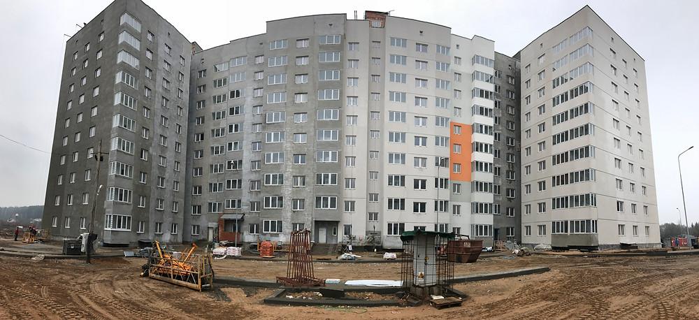 Дом 23А ул. Подгорная д. Копище. Уручье.