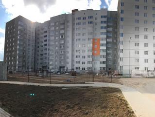 Ход строительства дома 23А от 20.03.2017 | СИ-трейдинг