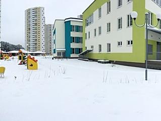Открытие детского клуба Тотошка