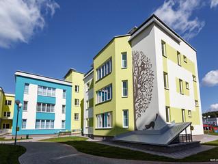 Открылся детский сад в д. Копище