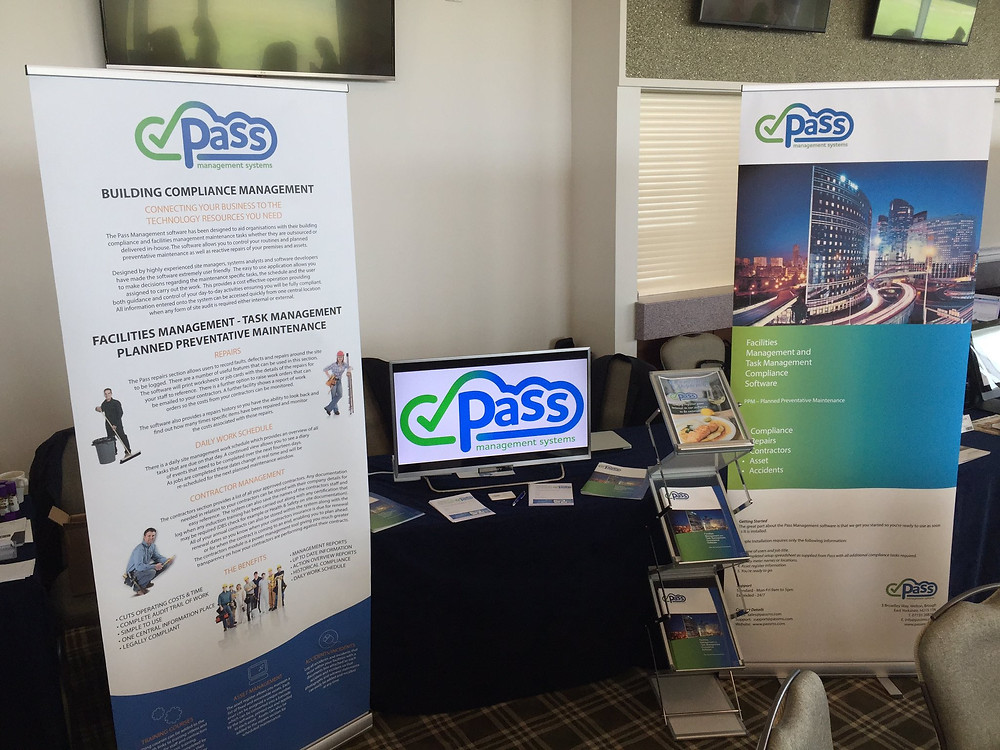 June Conference at Liverpools Aintree race course, Pass Management Systems.