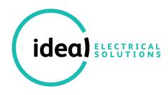Ideal Logo White