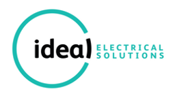 Ideal Logo White
