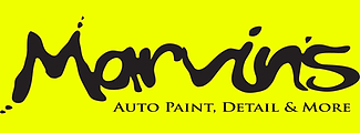Marvin's Auto Paint, Detail & More Logo.