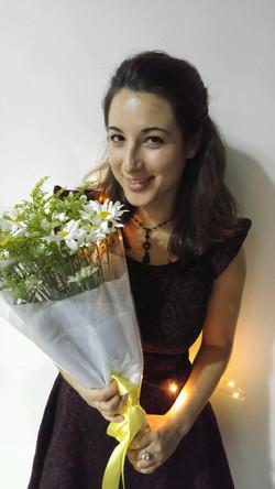 Post Showcase flowers<3